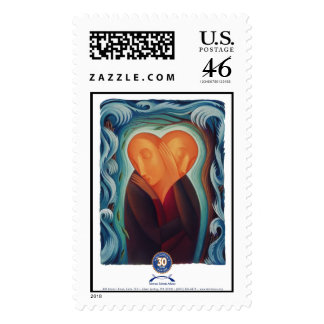 Tuberous Sclerosis Alliance 30th Anniversary Postage Stamps