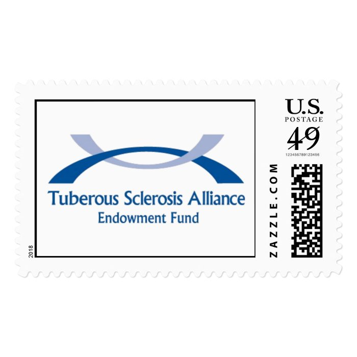 Tuberous Sclerosis Alliance Endowment Fund Stamp