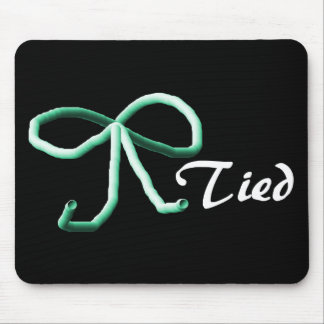 Tubes Tied Mouse Pad
