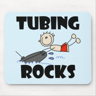 Tubing Rocks T-shirts and Gifts Mouse Pad