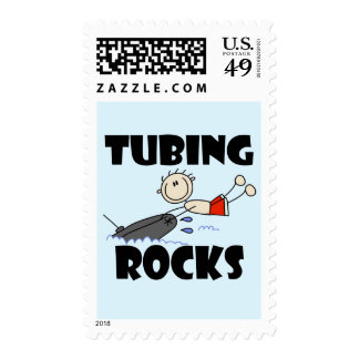 Tubing Rocks T-shirts and Gifts Postage