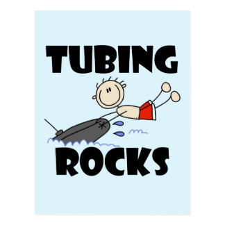 Tubing Rocks T-shirts and Gifts Postcards