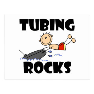 Tubing Rocks T-shirts and Gifts Post Cards