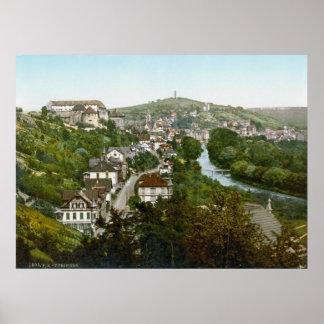 Tübingen Póster