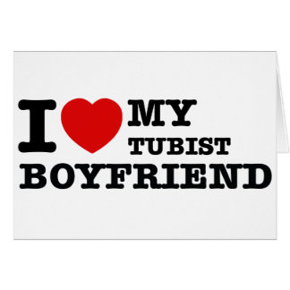 Tubist Boyfriend Designs Card
