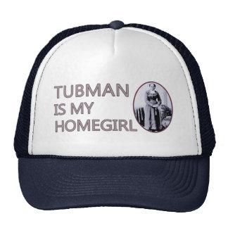 Tubman es mi homegirl gorros