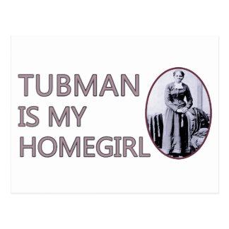 Tubman es mi homegirl postales