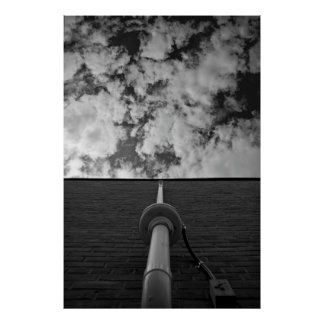 Tubo del cielo posters