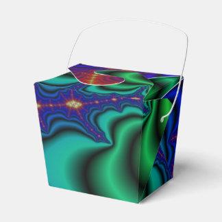 Tubo del espacio del fractal del Wormhole Caja Para Regalos