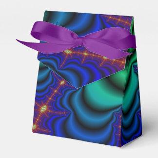 Tubo del espacio del fractal del Wormhole Cajas Para Detalles De Boda