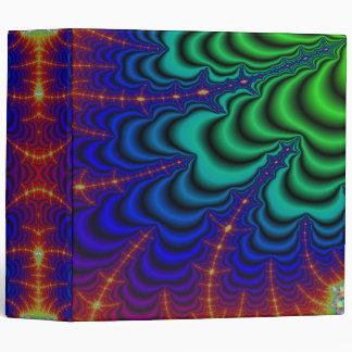 Tubo del espacio del fractal del Wormhole Carpeta 5 Cm