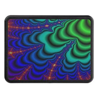 Tubo del espacio del fractal del Wormhole Tapas De Remolque