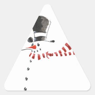 Tubo time.jpg calcomanía triangulo personalizadas