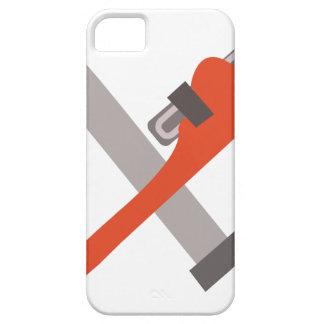 Tubo y llave iPhone 5 carcasas