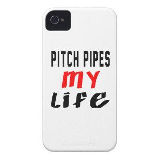 Tubos de echada mi vida iPhone 4 fundas