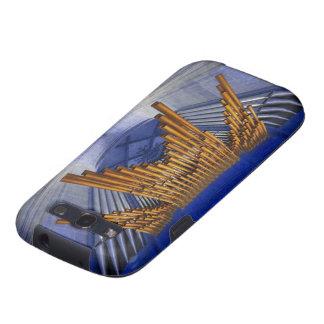 Tubos de órgano de Ulm Samsung Galaxy S3 Carcasas