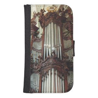 Tubos de órgano famosos de Oliwa Fundas Tipo Cartera Para Galaxy S4