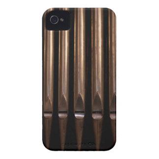 Tubos de órgano iPhone 4 funda
