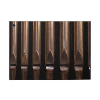 Tubos de órgano iPad mini fundas
