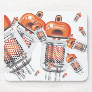 Tubos de rayos catódicos tapetes de ratón