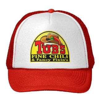 Tub's Chili Cap Trucker Hat