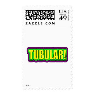 Tubular! (80's Slang) Postage Stamp