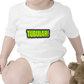 Tubular! (80's Slang) Bodysuits