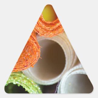 Tubular! Triangle Sticker