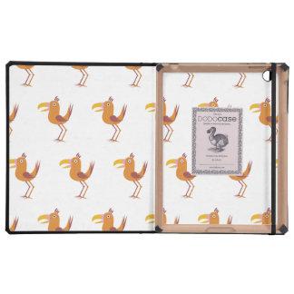 Tucan Bird iPad Covers