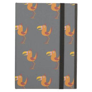 Tucan Bird grey Case For iPad Air