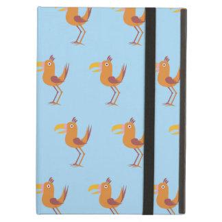 Tucan Bird light blue iPad Air Cases