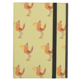 Tucan Bird yellow iPad Air Cases