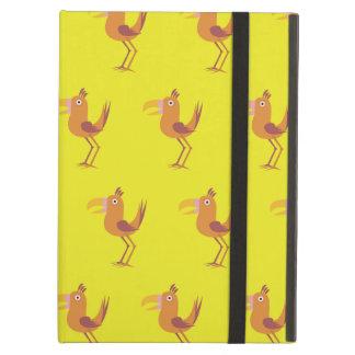 Tucan Bird yellows Cover For iPad Air