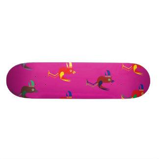 Tucan Mix bright Skate Boards