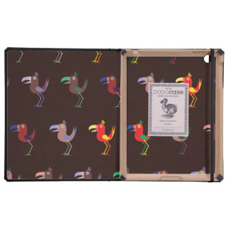 Tucan mix cover for iPad