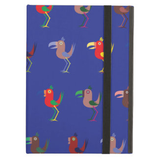 Tucan Mix purple Cover For iPad Air