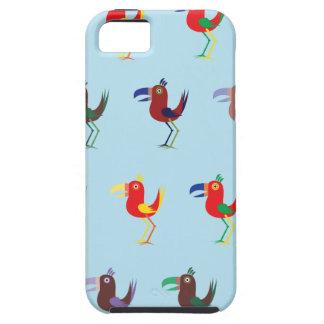 Tucan MixBlue iPhone SE/5/5s Case
