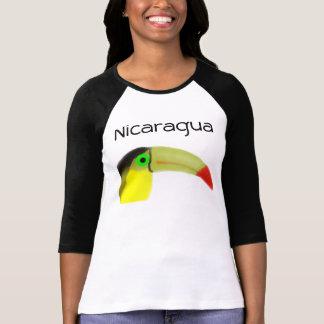 Tucan Nicaragua T Shirts