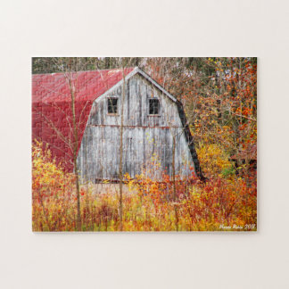 tucked Away Jigsaw Puzzle