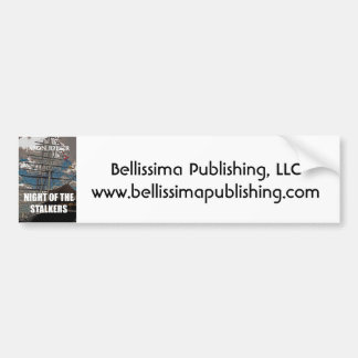 tucker2front cover copy, Bellissima Publishing,... Car Bumper Sticker