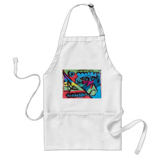 Tucker Gilmore Adult Apron