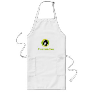 Tuckered Out Dog Daycare Apron