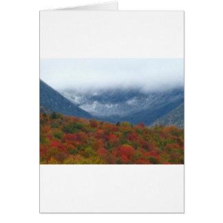 Tuckerman's Ravine Card