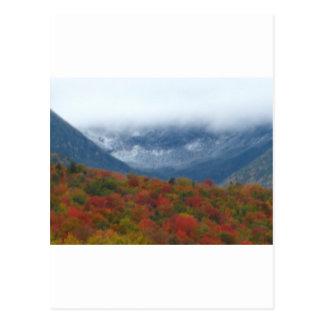Tuckerman's Ravine Postcard