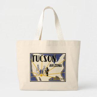 Tucson Arizona Bolsa Tela Grande
