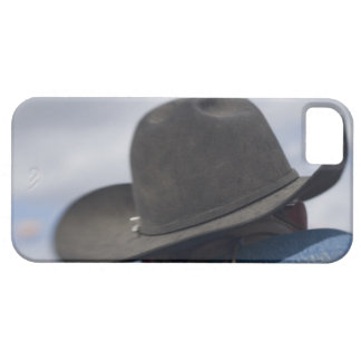 Tucson, Arizona. Cowboy hats in use at the iPhone SE/5/5s Case