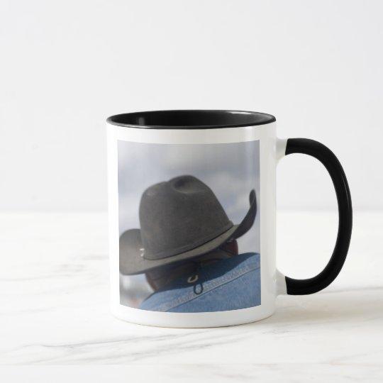 Tucson, Arizona. Cowboy hats in use at the Mug