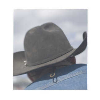 Tucson, Arizona. Cowboy hats in use at the Notepad