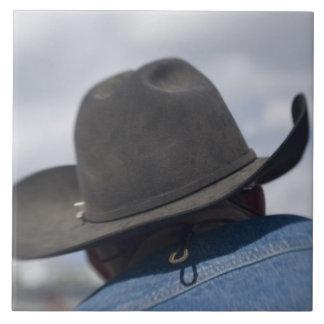 Tucson, Arizona. Cowboy hats in use at the Ceramic Tile