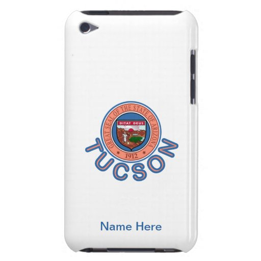 Tucson Arizona iPod Case-Mate Protectores